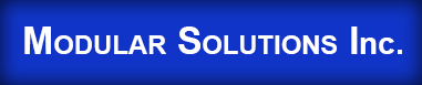 Logo, Modular Solutions Inc. - Modular Buildings